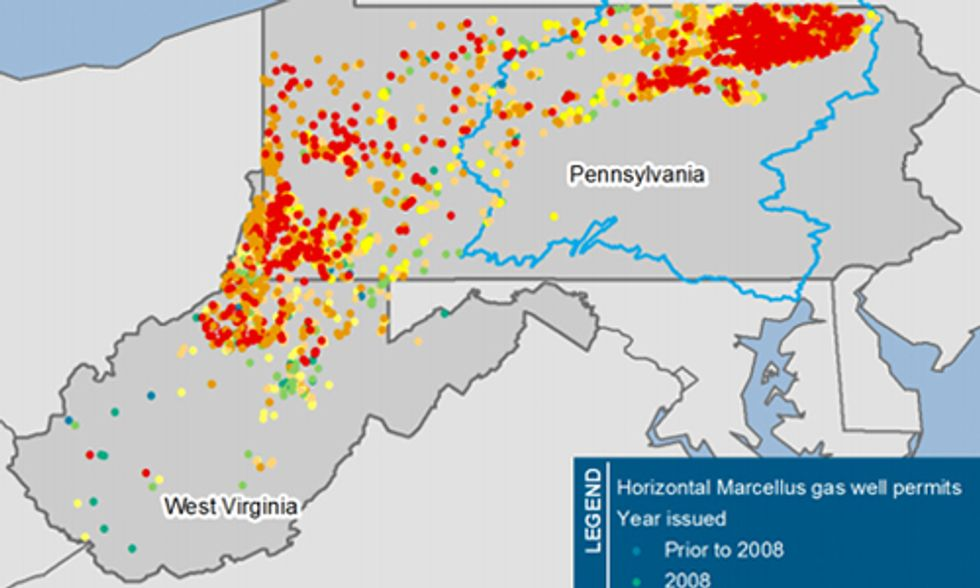 New Report Exposes Impacts of Fracking on Water