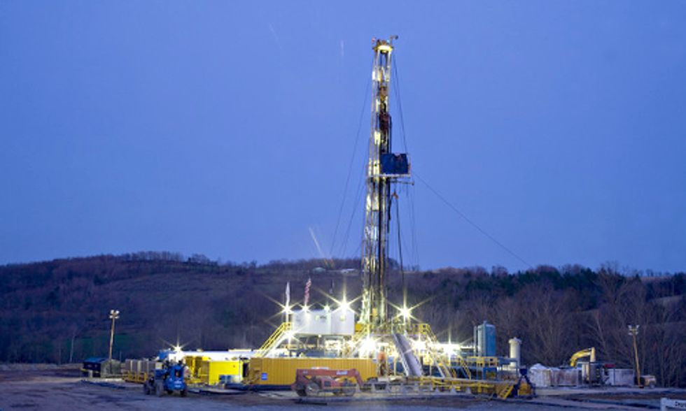 Hyped Benefits of Fracked Gas Already Fading