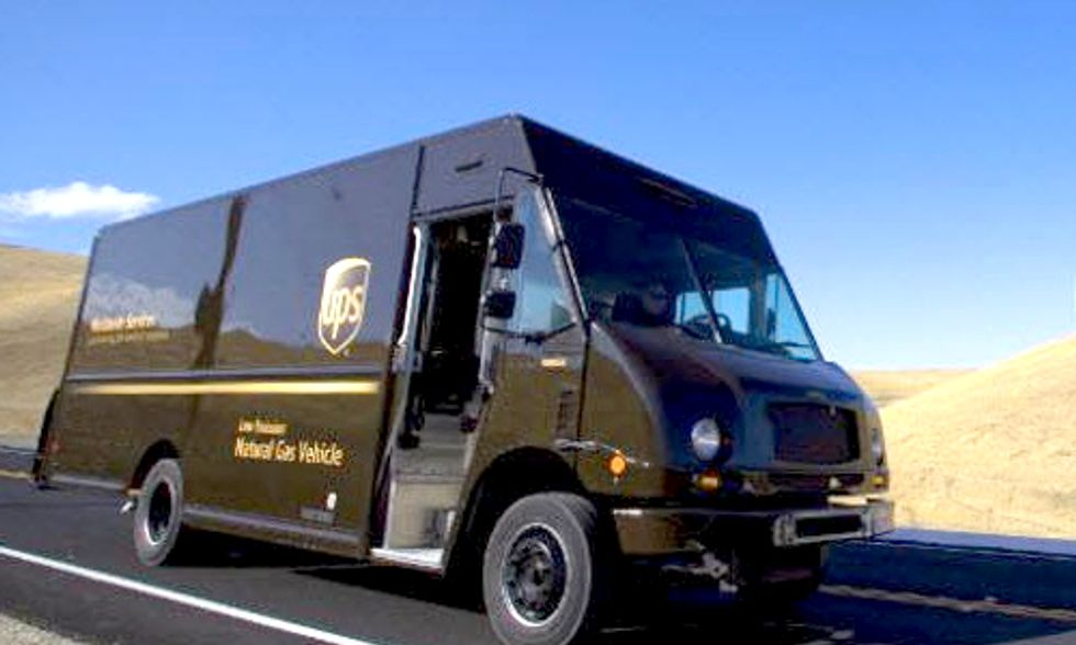 UPS Launches Navigation System to Reduce Emissions
