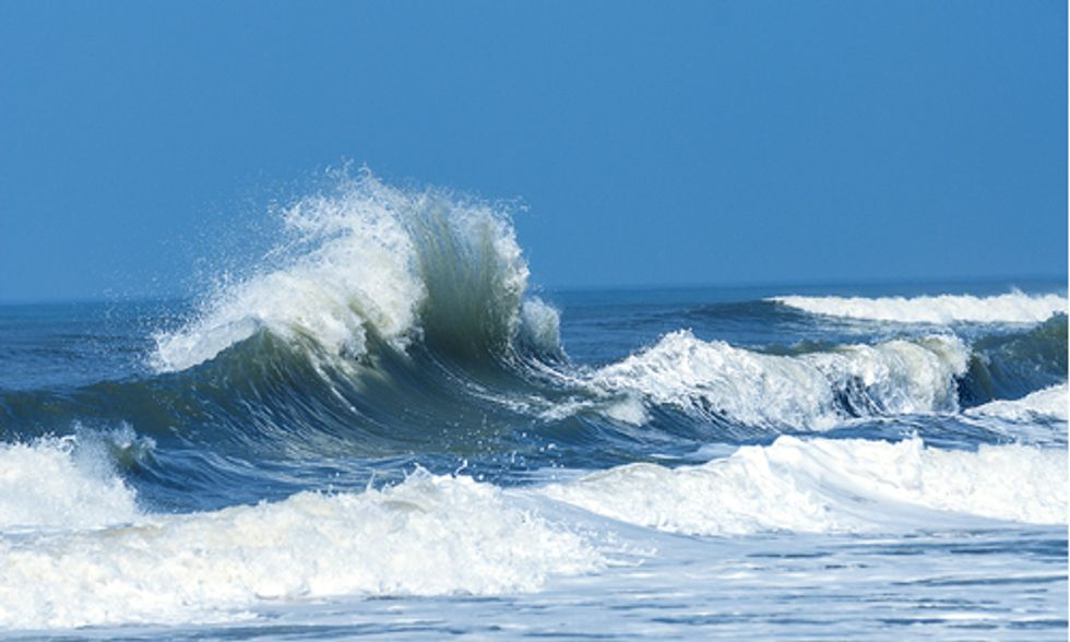 Pacific Ocean Warming at Fastest Rate in 10,000 Years