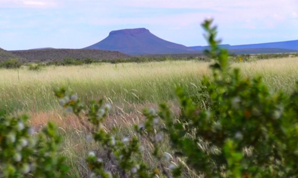 Youth Call Out to President Obama to Protect Public Lands and Historical Artifacts