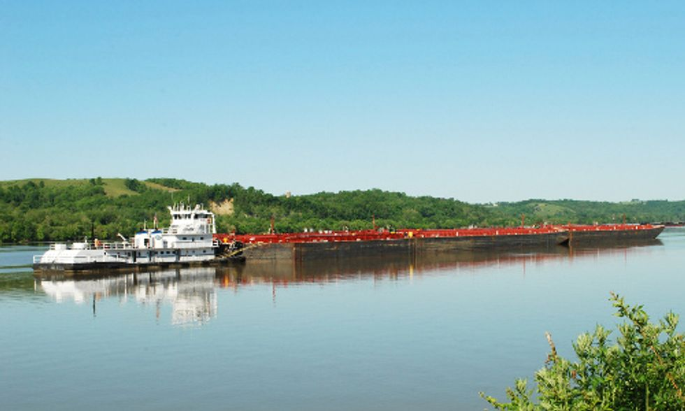 Coast Guard Proposes Policy to Transport Radioactive Fracking Wastewater by Barge