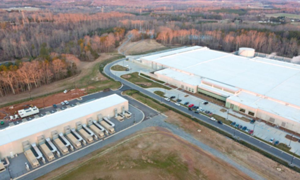 Microsoft, Apple, Google Power Data Centers with Renewable Energy