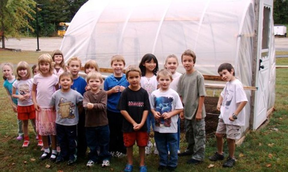 Farm to School Programs Grow Interest in Local Food and Healthy Eating