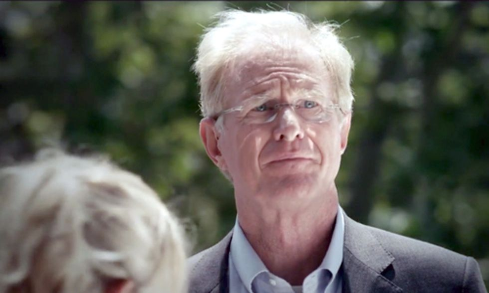 Ed Begley, Jr. and Other Celebrities Star in Keystone XL Pipeline Horror Spoof