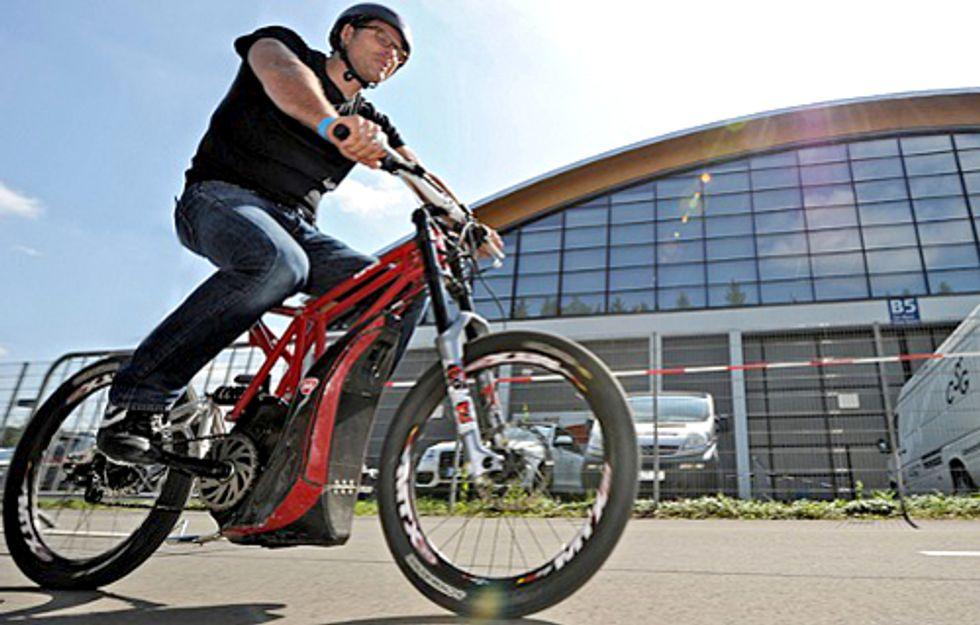 Electric Bike Sales Soar Worldwide