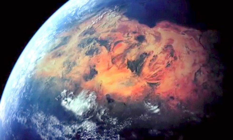 New Music Video Raises Awareness on Climate Change