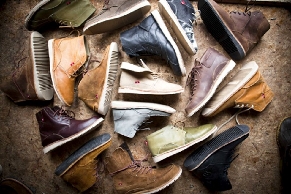 Oliberté Becomes World's First Fair Trade USA Certified Shoemaker