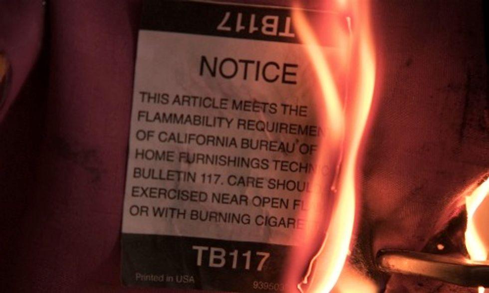 Film Exposes Dangers of Flame Retardant Chemicals