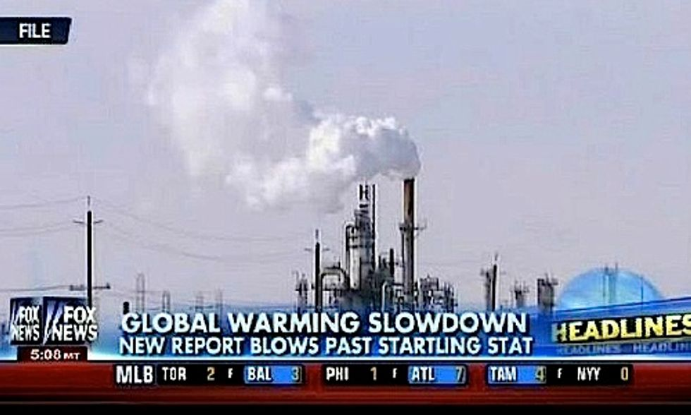 Global Warming Slowdown Attributed to Phase-Out of CFCs