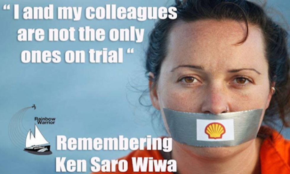 Shell's Guilty Silence