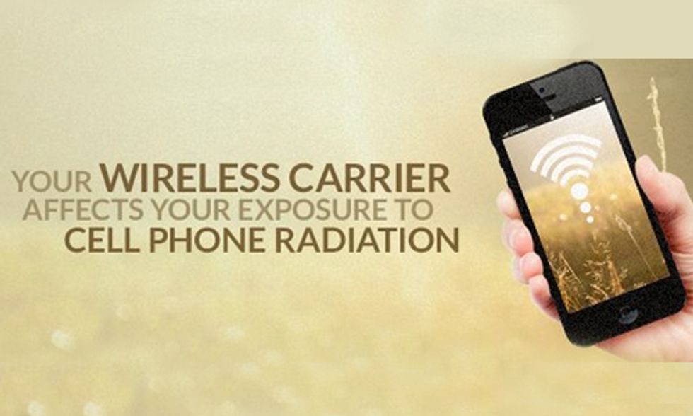 Wireless Carrier, Not Device, Determines Cell Phone Radiation