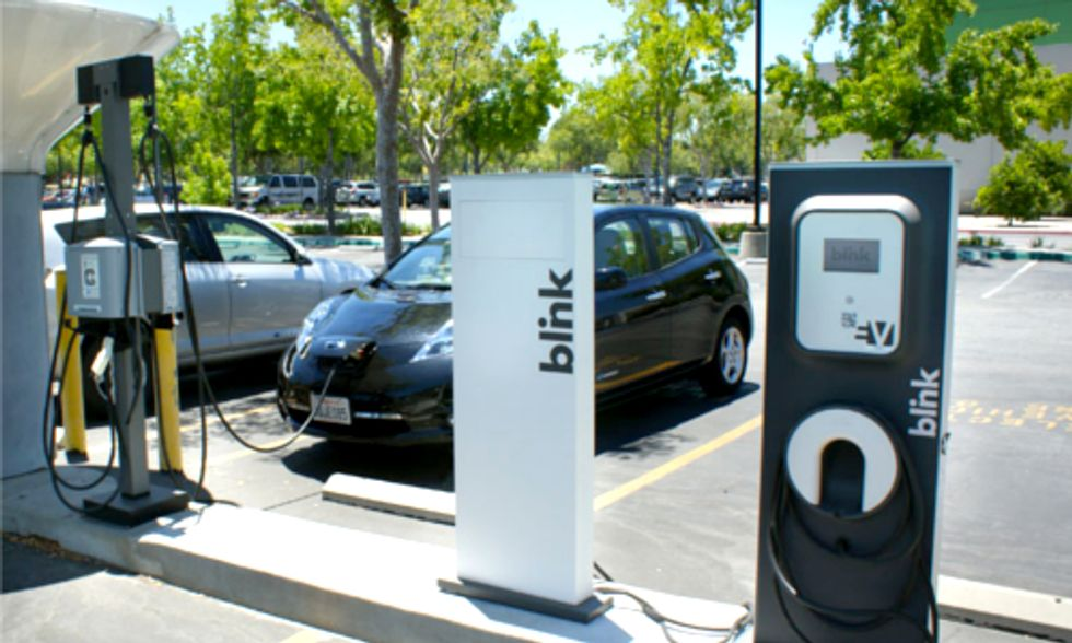 $6 Million Up for Grabs to Strengthen California's EV Infrastructure