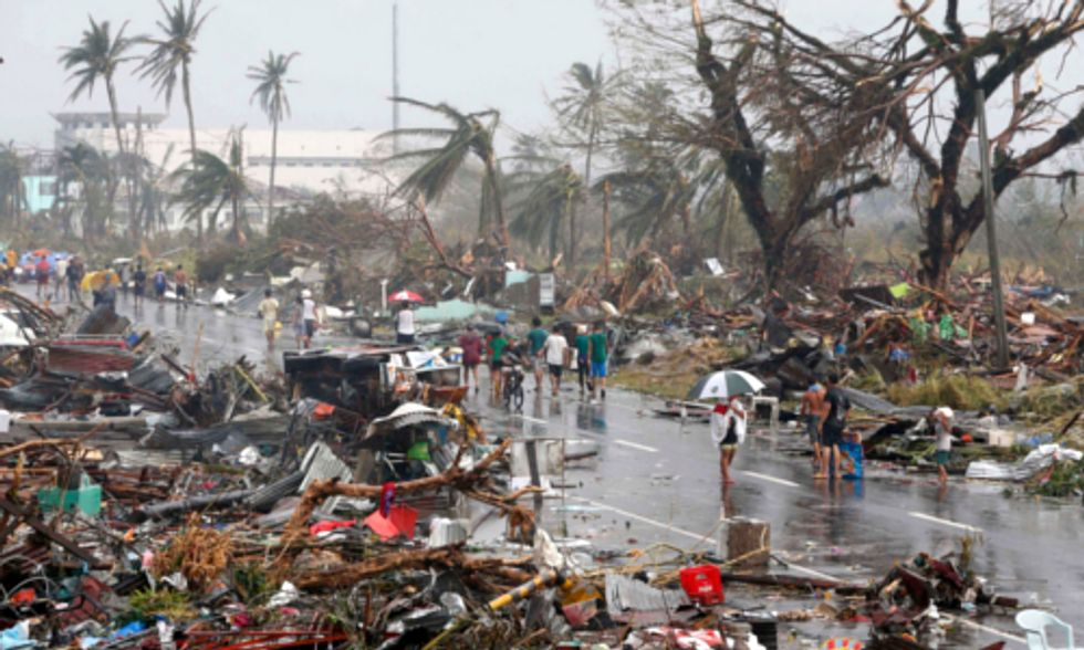 Philippines Tragedy Demands Global Action at Warsaw Climate Talks