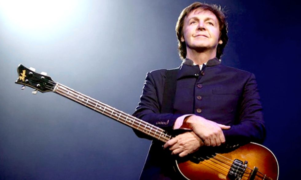 Paul McCartney Writes to President Putin Calling for Release of the Arctic 30