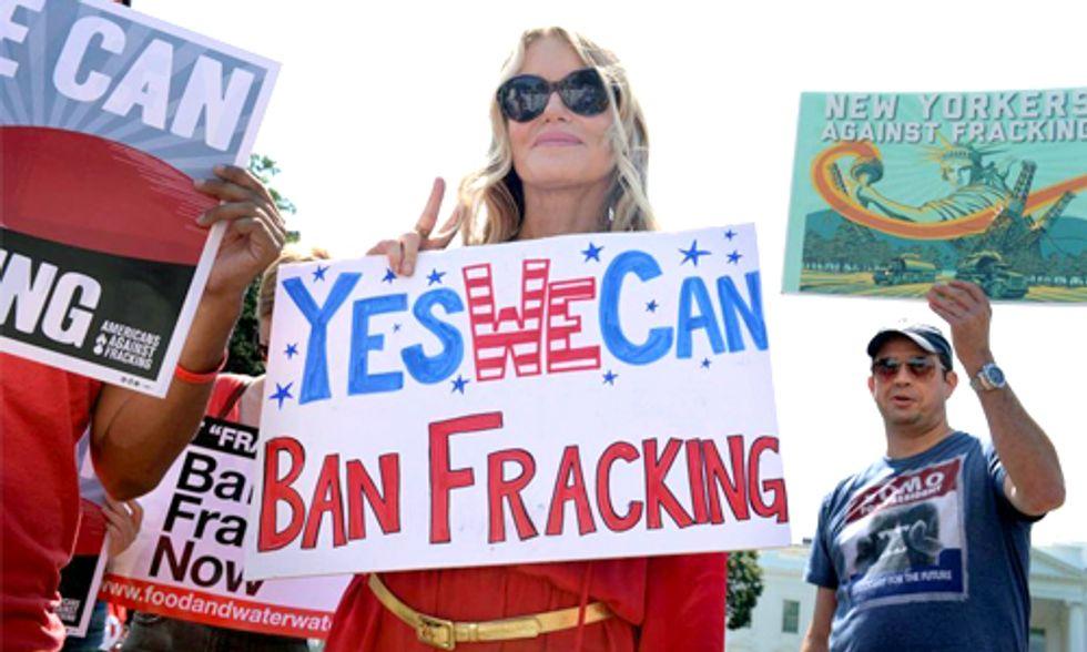 Fracking's Dirty Little Secret