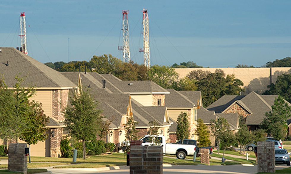 Does Homeland Security Think Fracktivists are Terrorists?