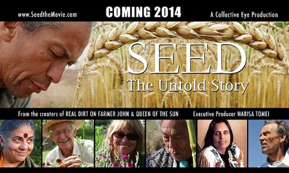 'SEED: The Untold Story' Celebrates the Mystery and Power of Seeds