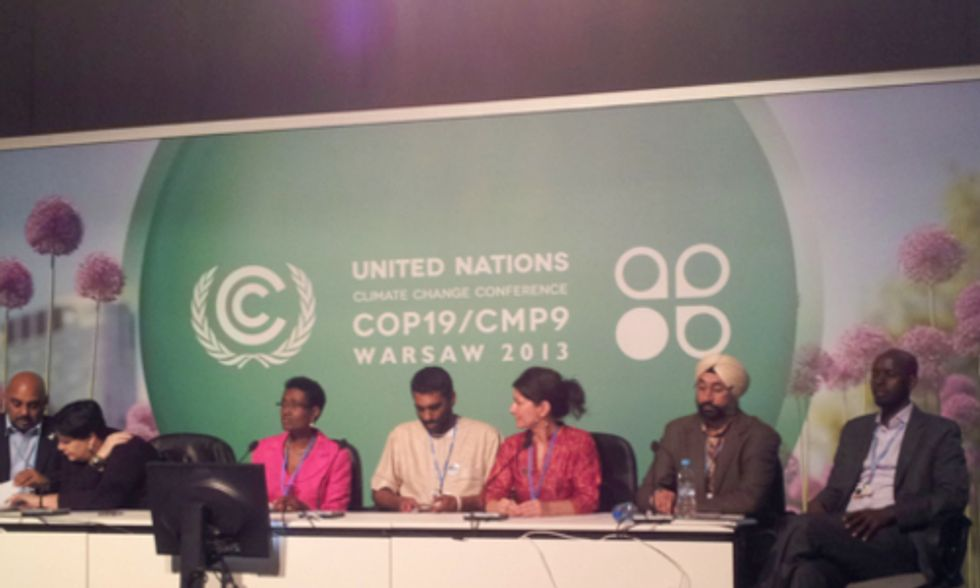 World's Largest NGOs Demand Governments Choose Renewables Over Fossil Fuels at UN Climate Talks