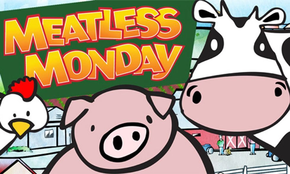 Join the Growing Number of People Going Meatless on Mondays