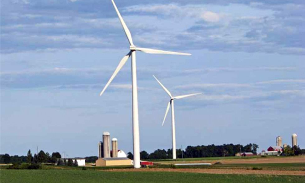 Wind Energy for a Cleaner America