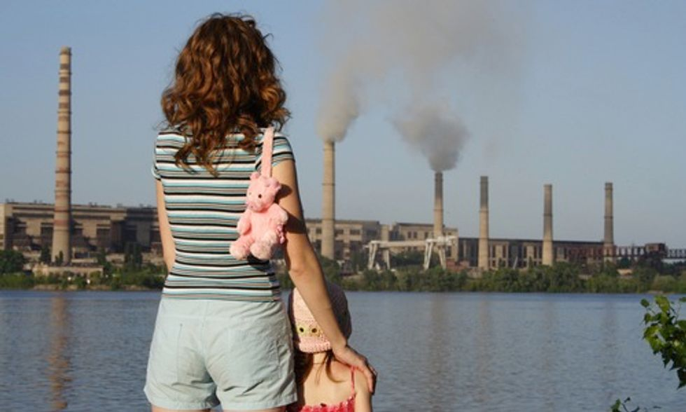 Exposure to Air Pollution During Pregnancy Linked to Infant Heart Defects