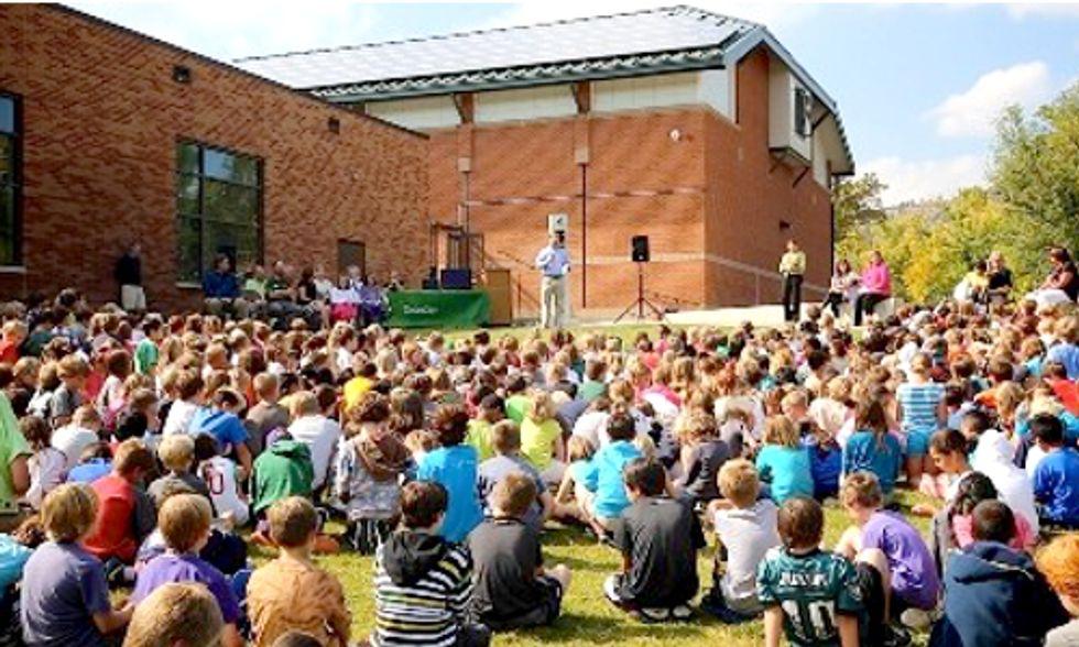 Crowdfunding Campaign Raises $54,000 to Help Schools Go Solar