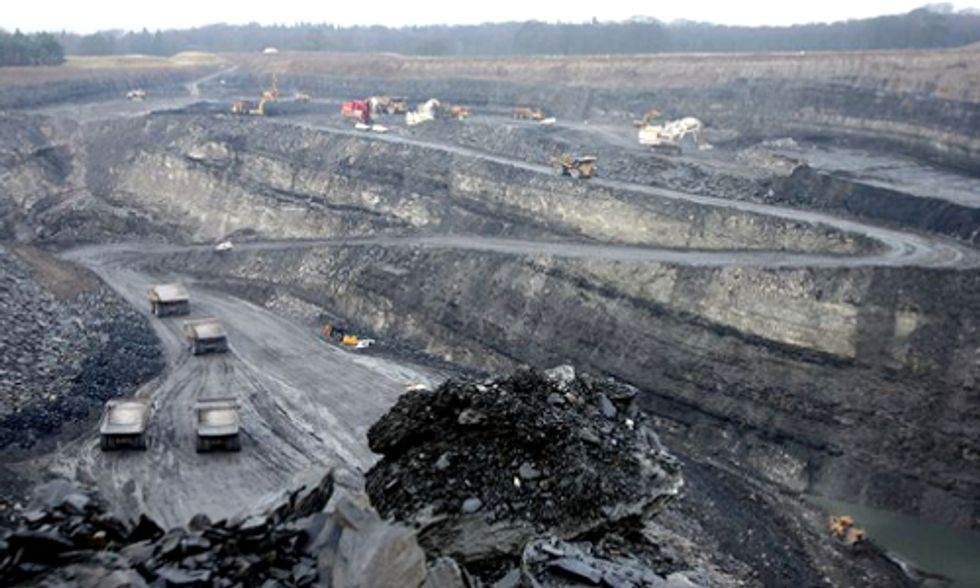 UK Announces End of Public Financing for Coal