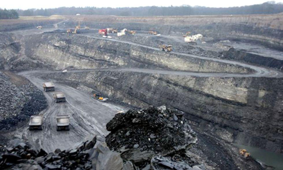 UK Announces End of Public Financing for Coal