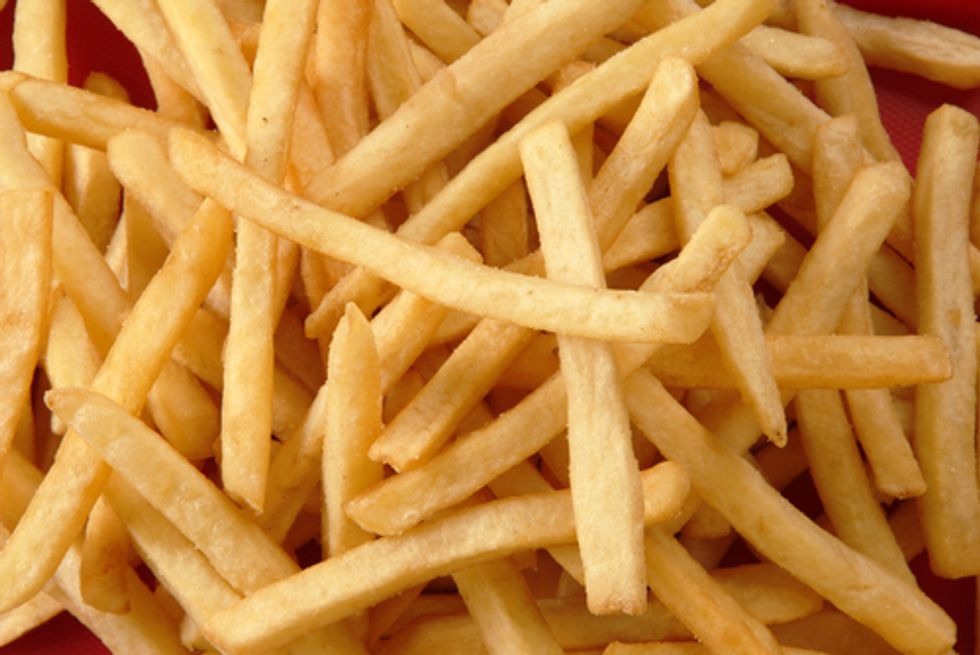 100,000 Americans Tell McDonald's to Pass on Biotech Fries