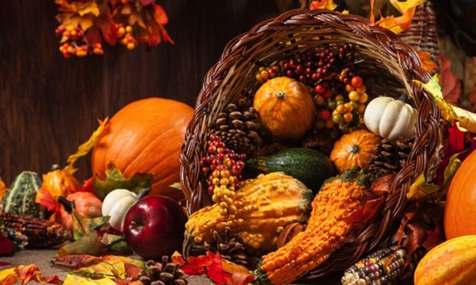 12 Ways to Green Your Thanksgiving