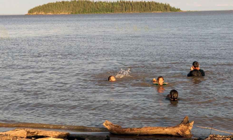 First Nations Furious Over Mishandling of Canada's Largest Coal Slurry Spill