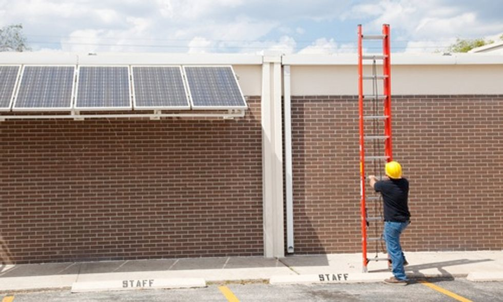 Precedent-Setting Policy Passed in Maryland Requires Renewable Energy For All Public Buildings
