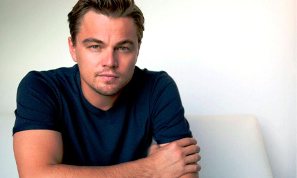 Leonardo DiCaprio Pledges $3 Million to Help Double Nepal's Tiger Population