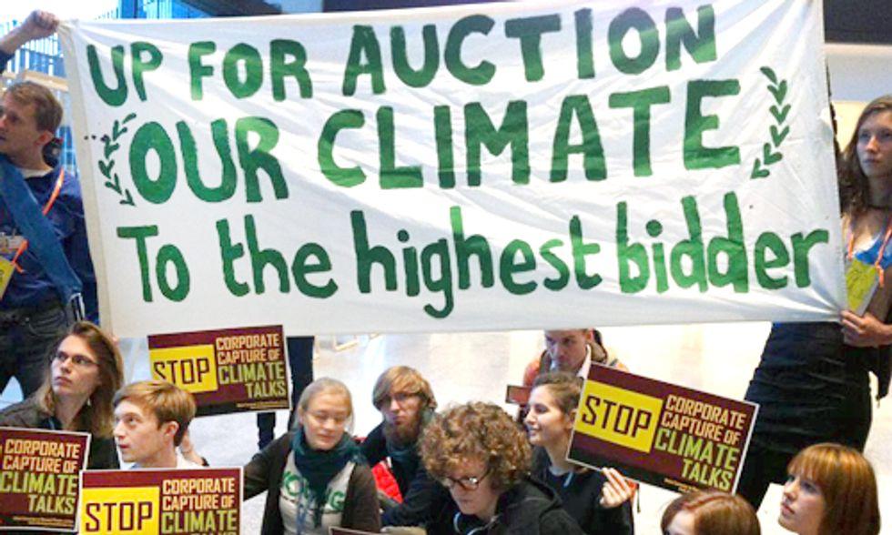Last Minute Deal Reached at UN Climate Talks, Falls Far Short of Expectations