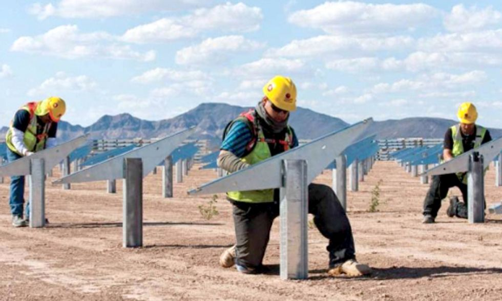 Robust Project Pipeline to Make U.S. Third-Largest Solar Market in the World