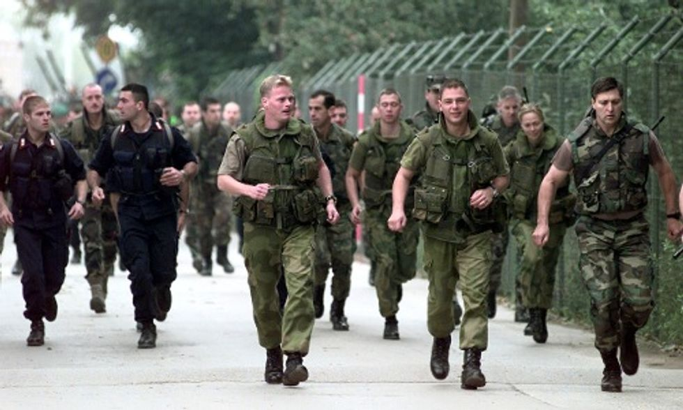 Guess How One Nation's Army is Fighting Climate Change
