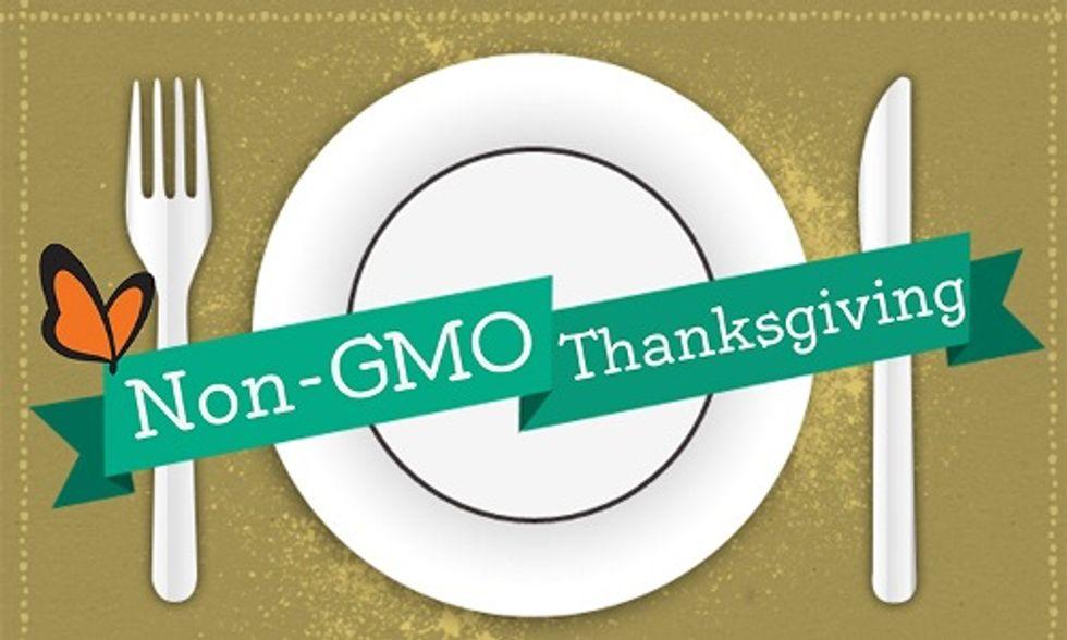 Have a Happy (Non-GMO) Thanksgiving