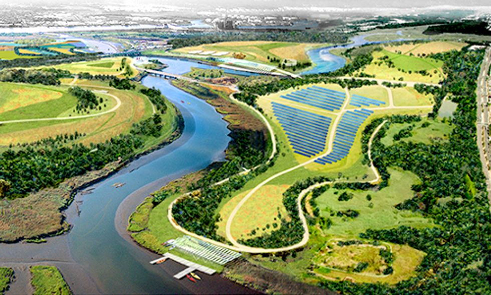 New York Transforms World's Largest Landfill Into City's Biggest Solar Array