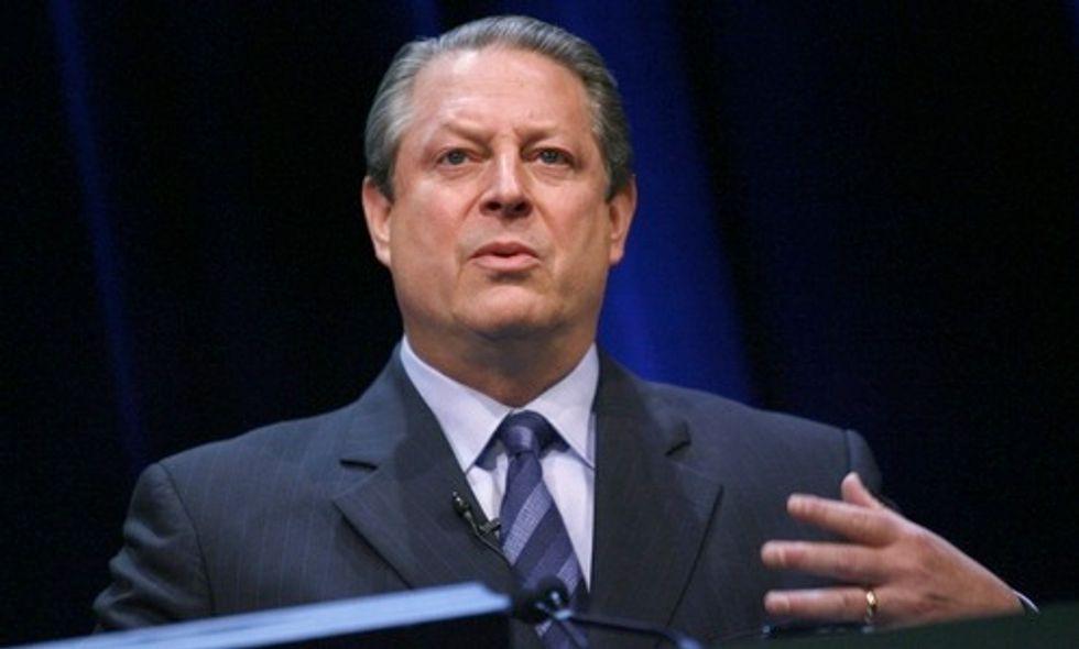 Al Gore Goes Vegan