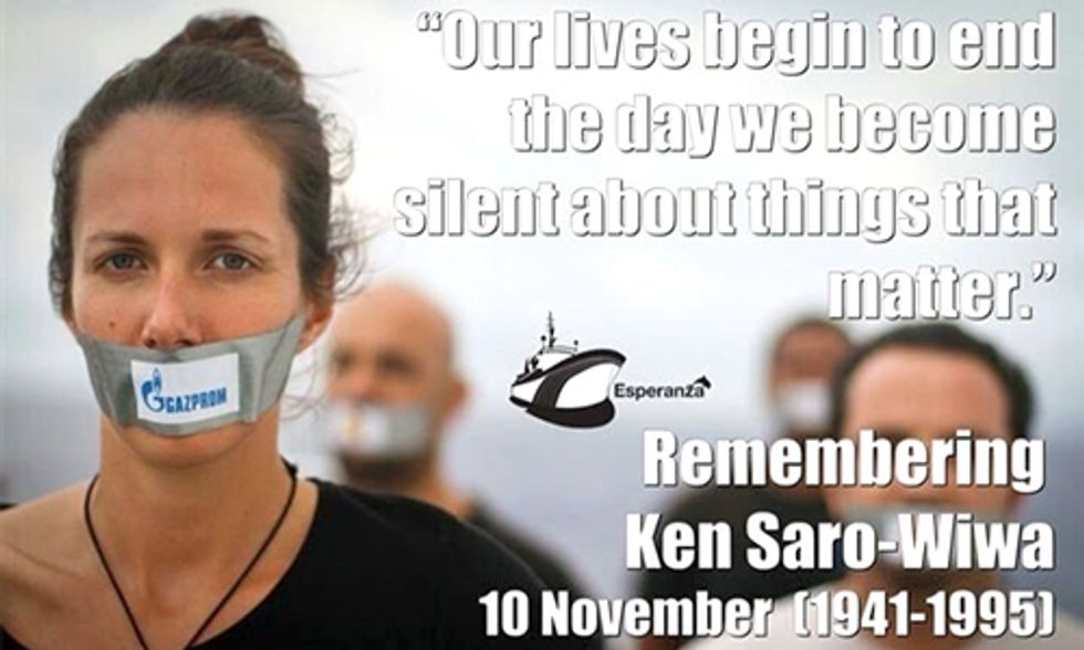 Attempts to Silence Environmentalists Continue