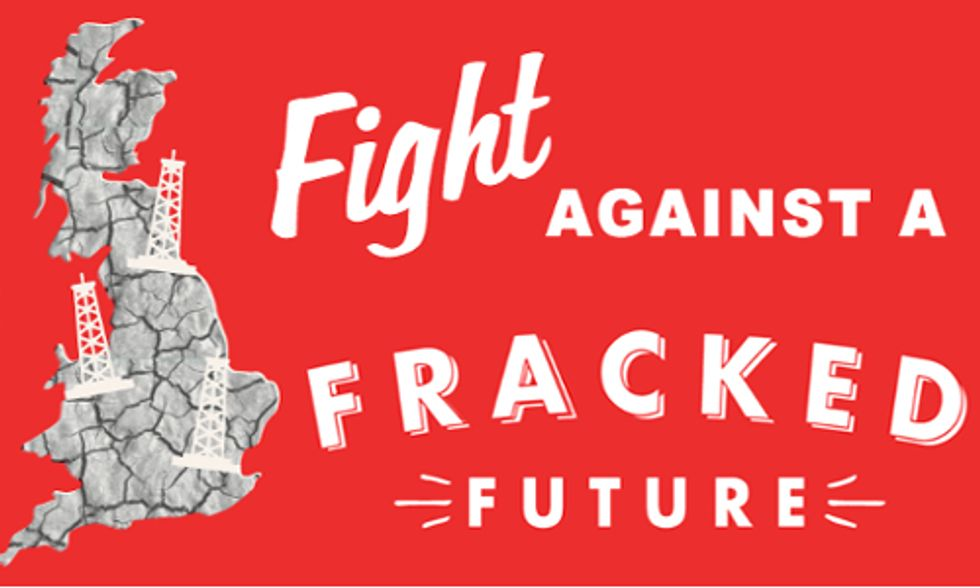 Water Industry Admits Fracking Compromises UK's Water Supply