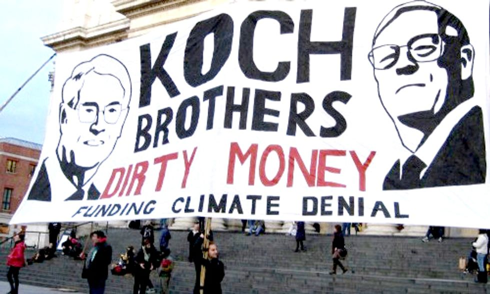 Wind Tax Credit Labeled 'Welfare' by Koch-Funded Groups