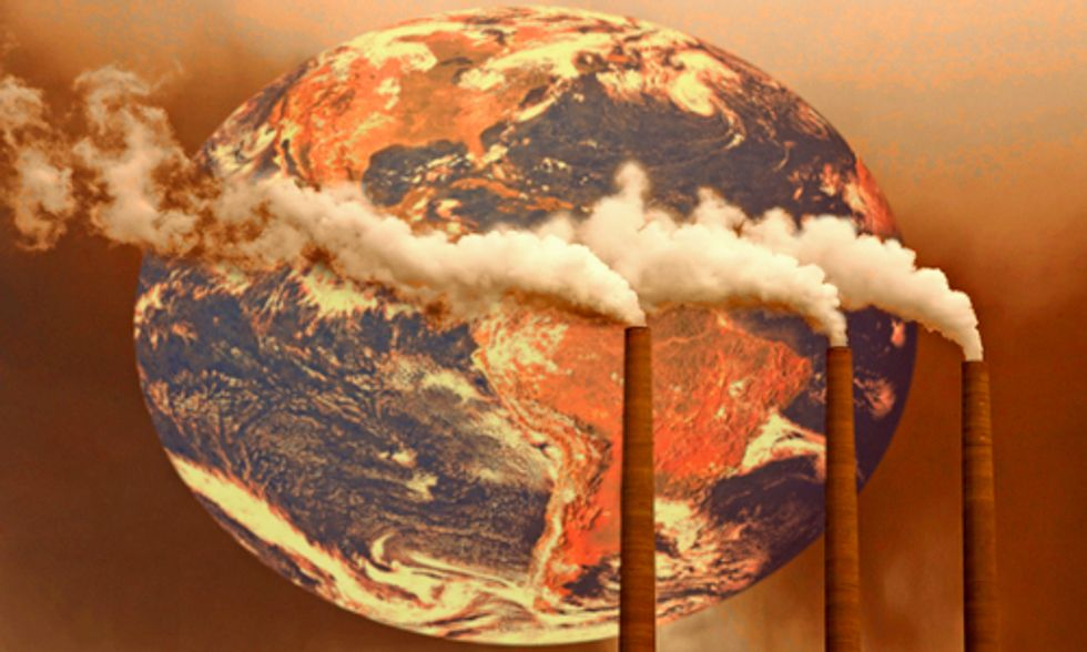 James Hansen: 2C Temperature Rise Would Be 'Disastrous'