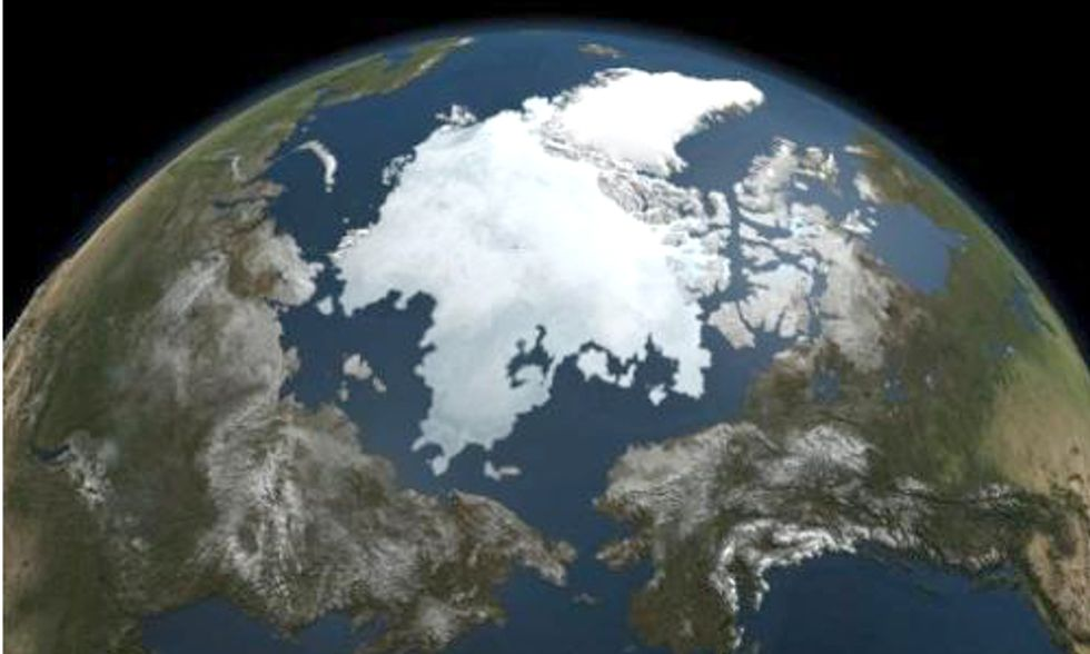 Arctic Ocean: Carbon Sink or Carbon Source?