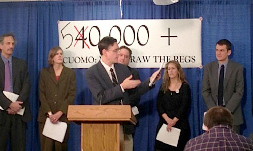 50,000+ Demand DEC Withdraw Flawed LNG Regulations