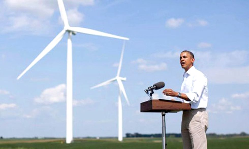 Obama Executive Order Calls For Federal Government to Triple Use of Renewable Energy in 7 Years