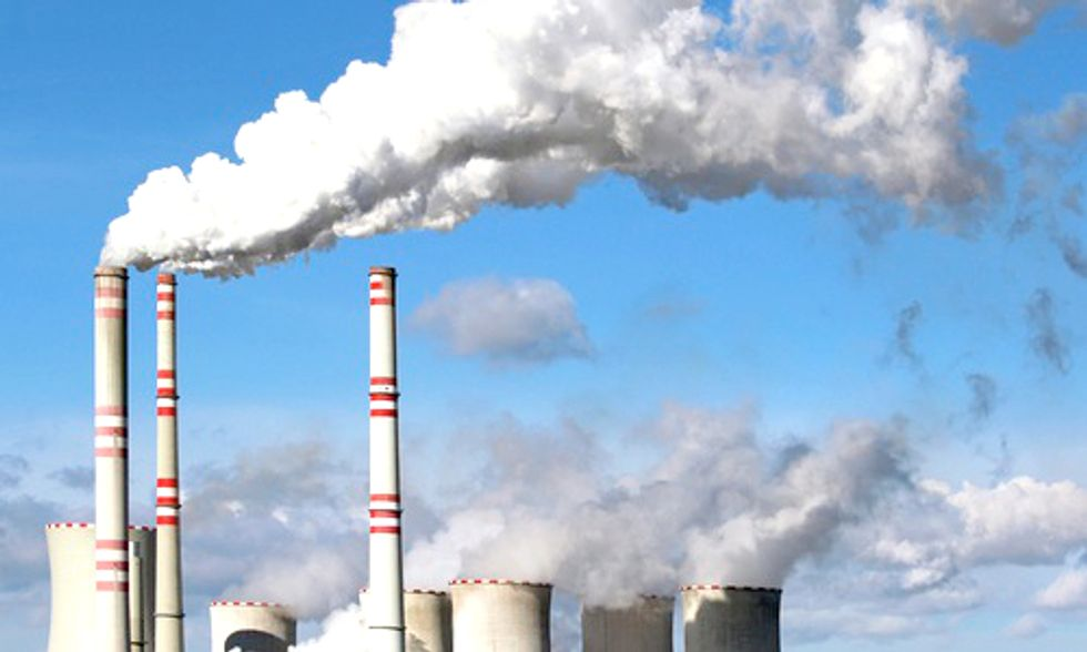 Carbon Polluting Companies Prepare for Emissions Tax