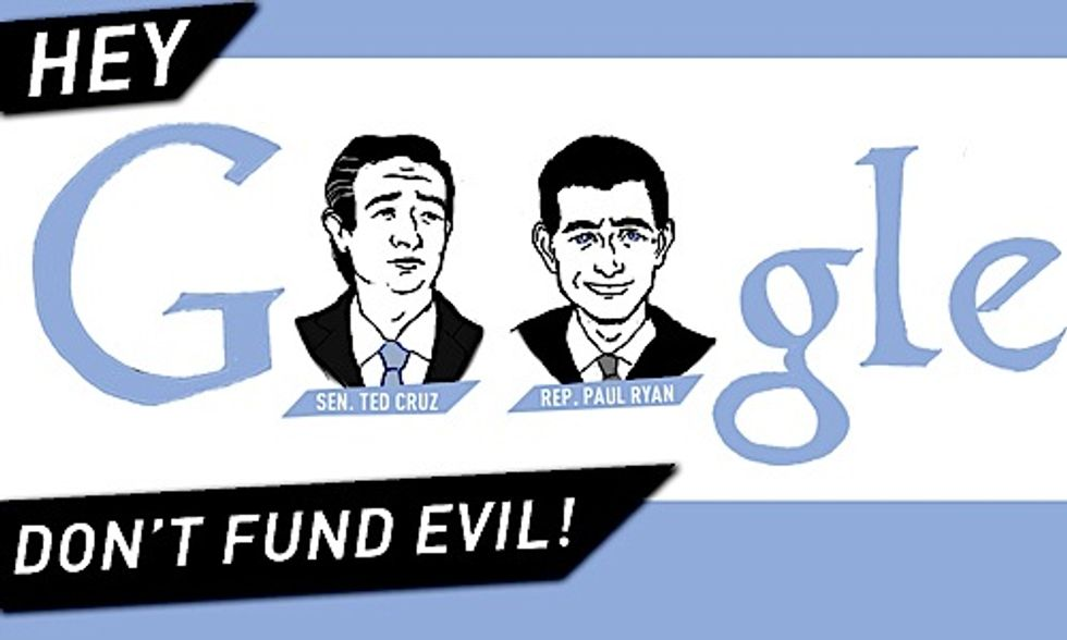 230,000+ Americans Tell Google to Quit Funding ALEC