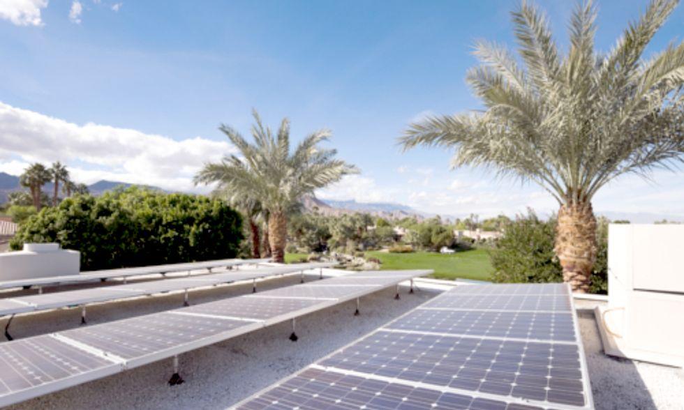 Top Solar Cities in California